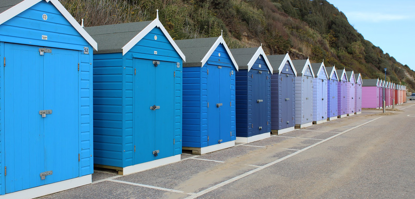 Timber beach hut manufacture and supply